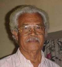 The author, G.K. Upawansa